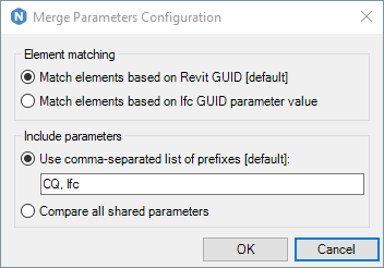Manage Parameters